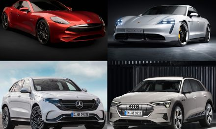 Exciting EV's for 2020