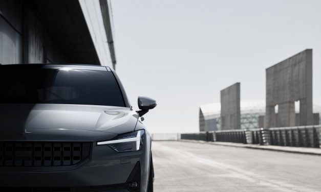 Inspired Design Meets Performance: Hello Polestar 2