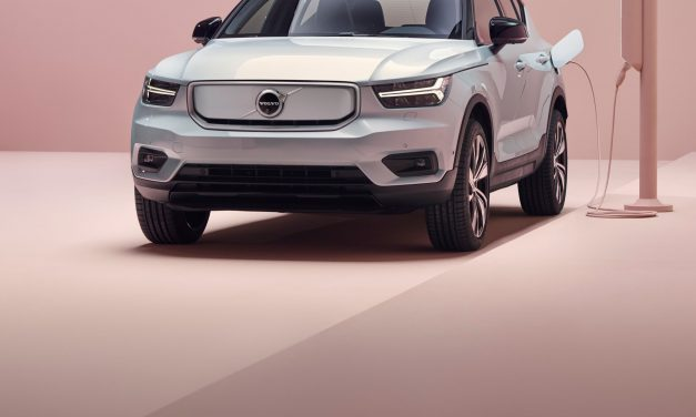 Meet the Volvo XC40 Recharge